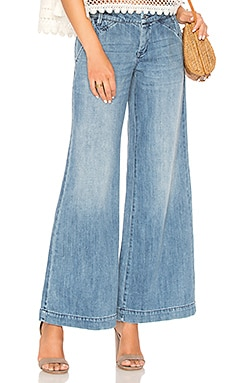 Sydney Denim Trouser Free People $98