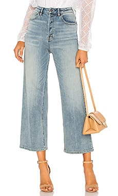 Wales Wide Leg Jean Free People $98 BEST SELLER