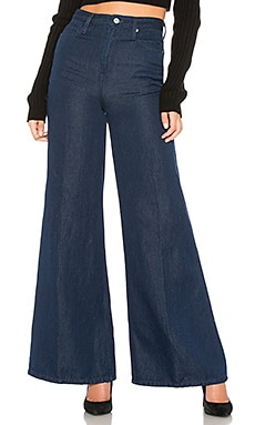 Super High Rise Wide Leg Jean Free People $40 (SOLDES ULTIMES)