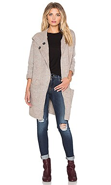 Free People Eyes on You Cardigan in Light Multi Melange