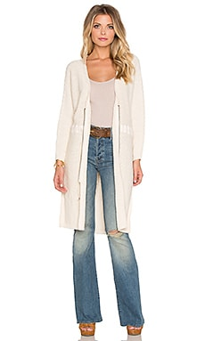 Free People Soul Sister Cardi in Cream