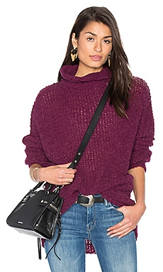 She's All That Sweater in Purple