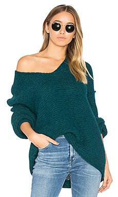 All Mine Sweater in Green