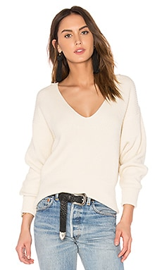 Allure Pullover in Ivory