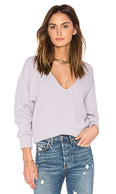 Allure Pullover in Lavender