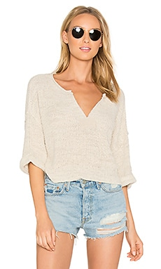 Daybreak Sweater in Ivory
