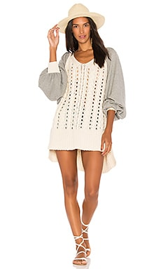 PULL GROSSE MAILLE HIDEAWAY