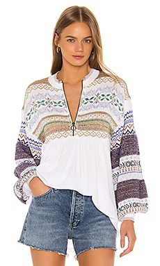 Cozy Cottage Sweater Free People $128