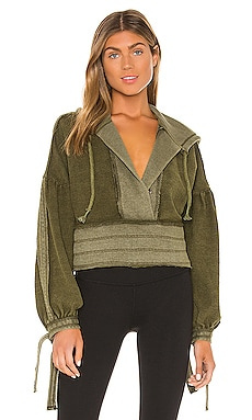 X FP Movement Half Court Sweatshirt Free People $128 NEW ARRIVAL