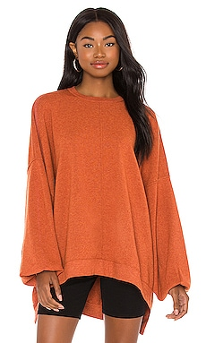 Uptown Pullover Free People $128