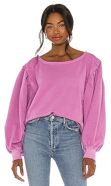 Rosey Pullover Free People $98 BEST SELLER