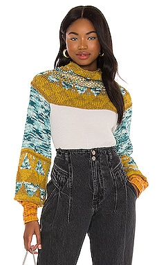PULL SWIT THE SMALL STUFF Free People $40 (SOLDES ULTIMES)