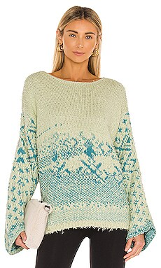 Midnight Beach Pullover Free People $115 (FINAL SALE)
