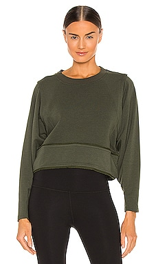 SWEAT WHERE THE WIND BLOWS Free People $29 (SOLDES ULTIMES)