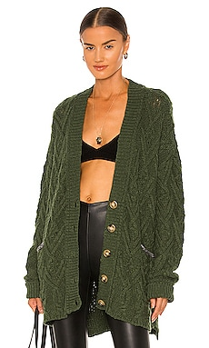 Montana Cable Cardi Free People $148 NEW