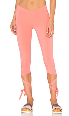 Free People Turnout Legging en Rose