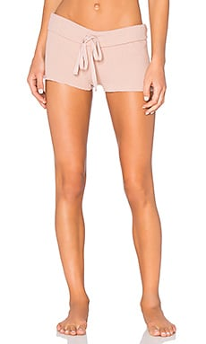 Free People Fifi Shorts in Beige