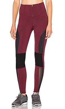 Free People Cool Rider Legging in Red Combo