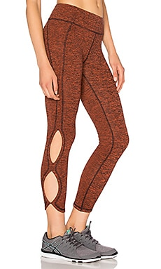 Infinity Legging in Red