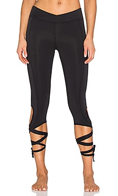 Free People Turnout Legging in Black