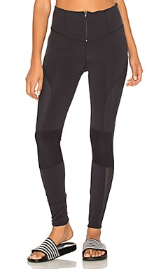 Cool Rider Legging in Black Combo