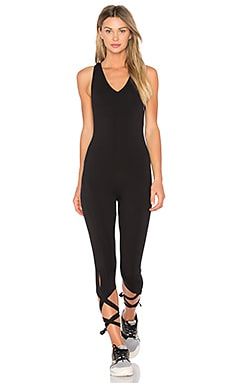 Shakeout Bodysuit in Black