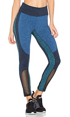 Color Blocked Dylan Legging