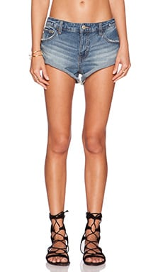 SHORT EN JEAN IRREPLACEABLE