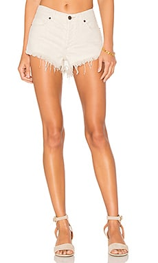 Soft & Relaxed Cut Off Shorts in W