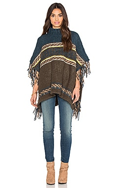 Free People Labyrinth Poncho