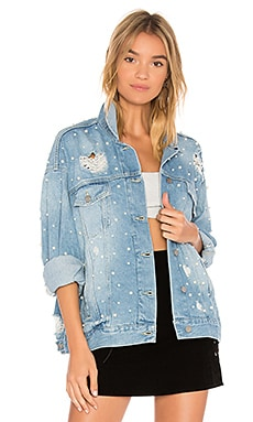CHAQUETA DENIM SUNDAY FUNDAY