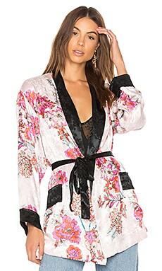 Ladies Who Lounge Kimono