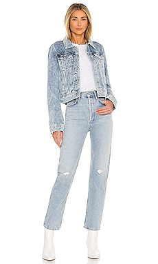 Sale Free People Rumors Denim Jacket