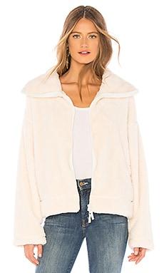 Купить Куртка dazed - Free People, Искусственный мех, Вьетнам, Кремовый