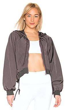 BLOUSON ON THE RISE Free People $54