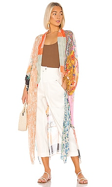Keeping Up With The Kimono Free People $148 NOUVEAUTÉ