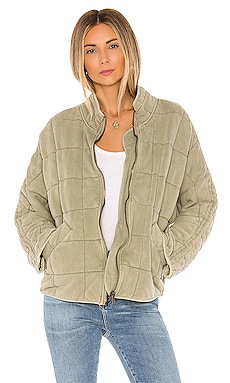 Dolman Quilted Jacket Free People $198