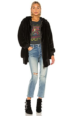 Turn Up Zip Off Hoodie Free People $198