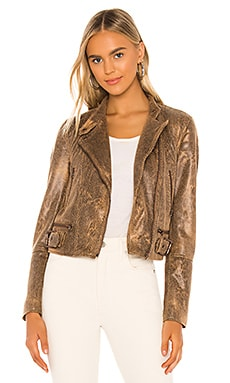 Snake Skin Fenix Jacket Free People $129