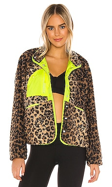 X FP Movement Queen Of The Jungle Jacket Free People $110