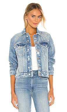 Night After Night Denim Jacket Free People $198 NEW ARRIVAL