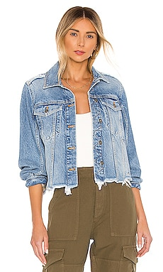 Indira Denim Jacket Free People $128