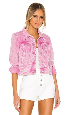CHAQUETA MORADA RUMORS Free People $98