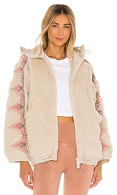 BLOUSON LODGE LIVIN Free People $228 BEST SELLER