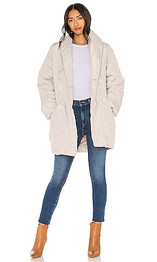 Ella Puffer Jacket Free People $118