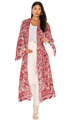 Enchanted Robe Free People $116
