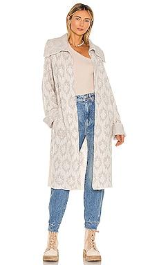 Like a Diamond Sweater Coat Free People $179