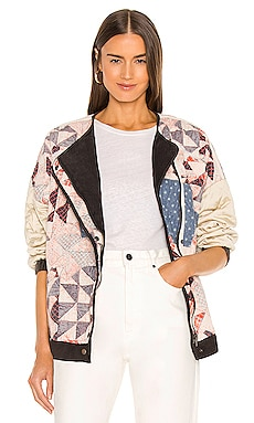 Rudy Quilted Bomber Free People $298