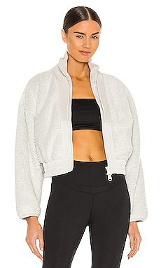 Gear Up Sherpa Jacket Free People $110