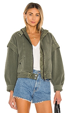 Florence Bomber Free People $168